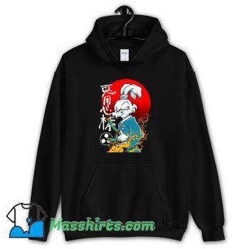 Awesome Usagi Yojimbo Japanese Hoodie Streetwear