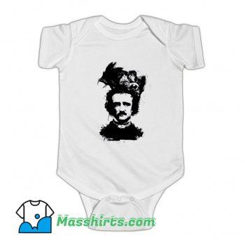 Best Edgar Allan Poe Dark Baby Onesie