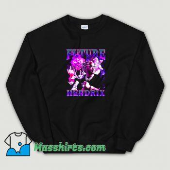 Best Rapper Future Hendrix Photos Sweatshirt