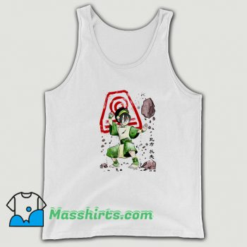 Best The Power Of The Earth Kingdom Tank Top