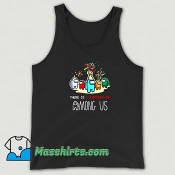 Best There Is 1 Brithday Boy Among Us Tank Top