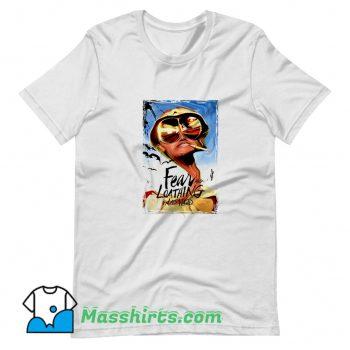 Best Trippy Fear And Loathing In Las Vegas T Shirt Design