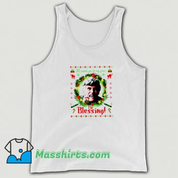 Best Uncle Lewis Christmas Fictional Character Tank Top
