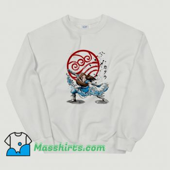 Cheap The Power Of The Water Tribe Sweatshirt