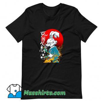 Cheap Usagi Yojimbo Japanese T Shirt Design
