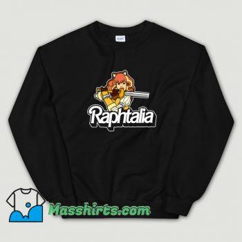 Classic Anime Raphtalia Raphie Doll Sweatshirt