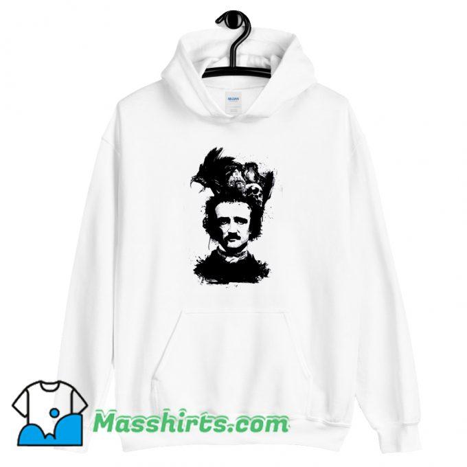 Classic Edgar Allan Poe Dark Hoodie Streetwear
