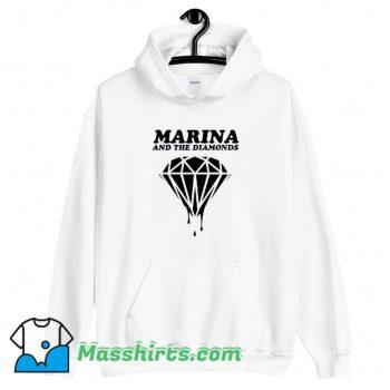 Classic Marina and The Diamonds Hoodie Streetwear