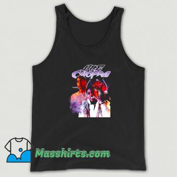 Classic Nle Choppa Choppa Hip Hop Tank Top