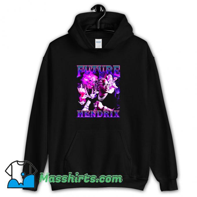 Classic Rapper Future Hendrix Photos Hoodie Streetwear
