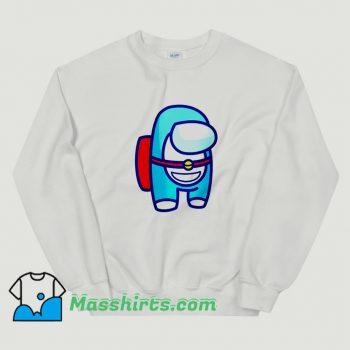 Cool Among Us Doraemon Sweatshirt