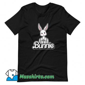 Cool Bunnie Doll Anime Manga T Shirt Design