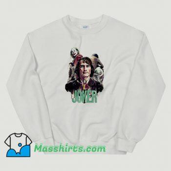 Cool Joker Art Photos Sweatshirt