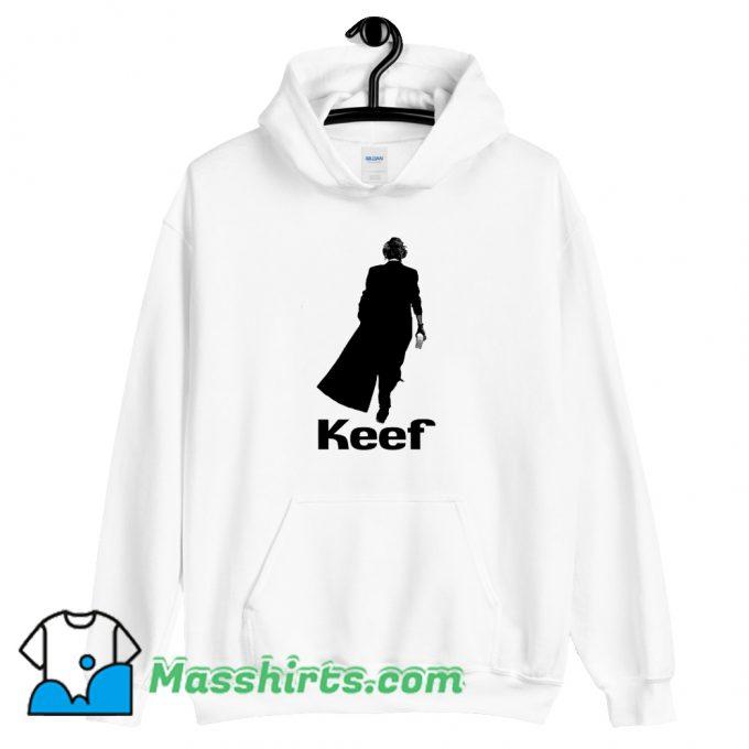 Cool Keef Keith Richards Hoodie Streetwear