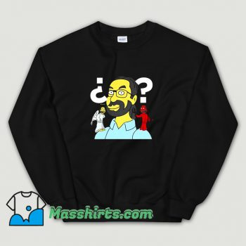 Cool Simpsonize The Simpsons Make Me Yellow Sweatshirt