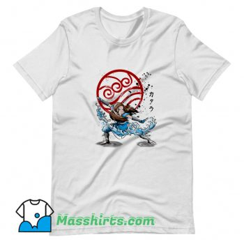 Cool The Power Of The Water Tribe T Shirt Design