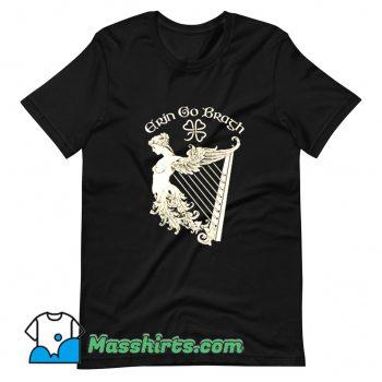 Erin Go Brash St. Patricks Day T Shirt Design