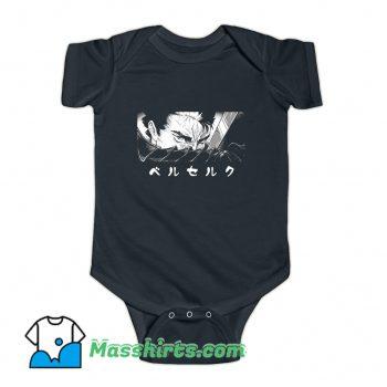 Fallen Swordsman Classic Baby Onesie