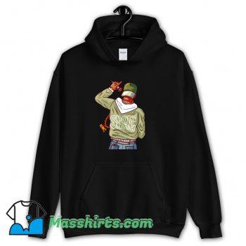 Funny Swag Rapper Hip Hop Microphone Hoodie Streetwear
