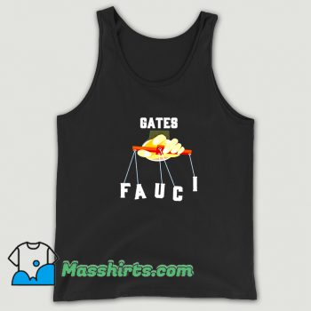 Gates Fauci Bill Gates And Anthony Fauci Tank Top