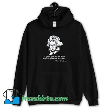 Ludwig Van Beethoven German Composer Hoodie Streetwear