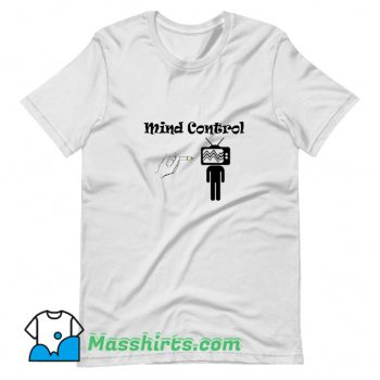 Mind Control Vaccinated Vaccination T Shirt Design On Sale