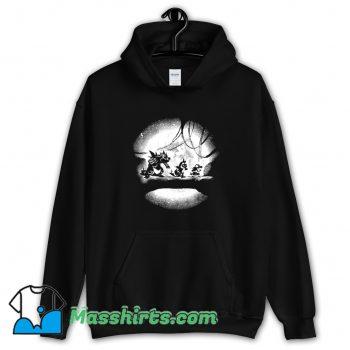 Moonlight Water Monsters Hoodie Streetwear On Sale
