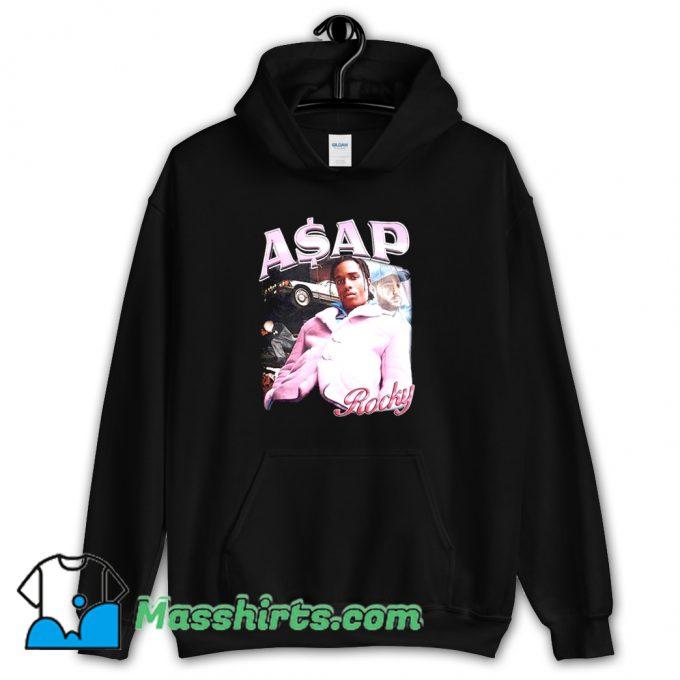 New Asap Rocky Rap Hip Hop Hoodie Streetwear