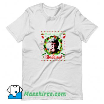 New Uncle Lewis Christmas Fictional Character T Shirt Design