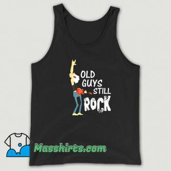 Old Guys Still Rock Tank Top On Sale