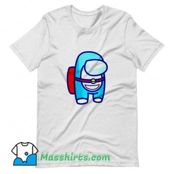 Original Among Us Doraemon T Shirt Design