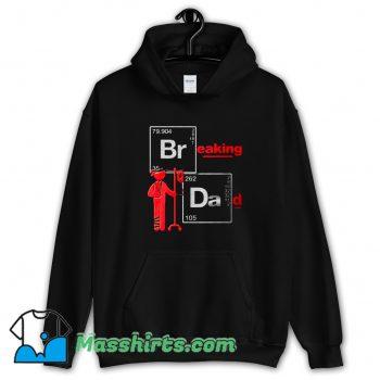 Original Breaking Dad Chemical Elements Hoodie Streetwear