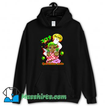 Original Its Fun Quarantine Mode Coronavirus Hoodie Streetwear