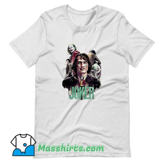 Original Joker Art Photos T Shirt Design