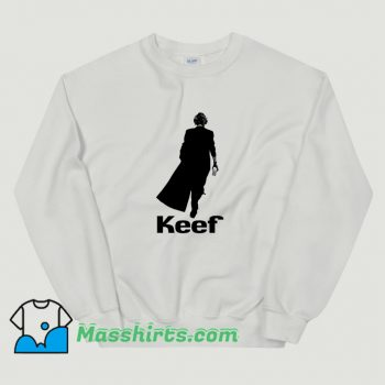 Original Keef Keith Richards Sweatshirt