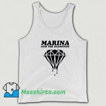 Original Marina and The Diamonds Tank Top