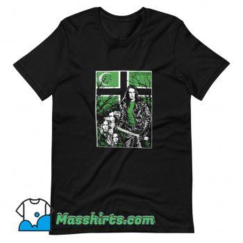 Original O Negative Rock Band T Shirt Design