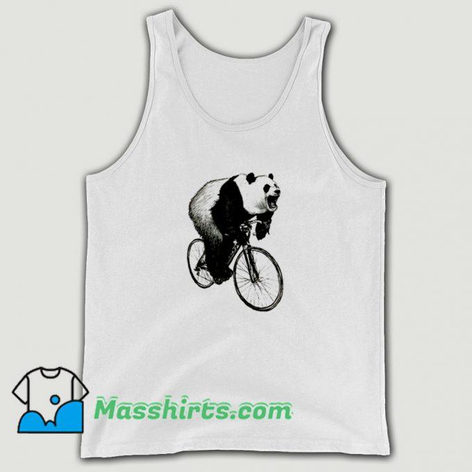 Original Panda Cycling Tank Top