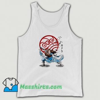 Original The Power Of The Water Tribe Tank Top