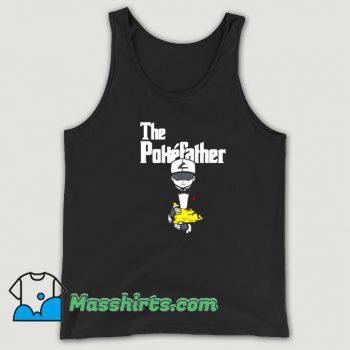 Pokemon The Pokefather The Godfather Tank Top