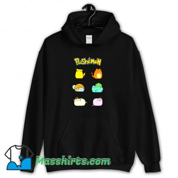Pushemon Pokemon Hoodie Streetwear On Sale
