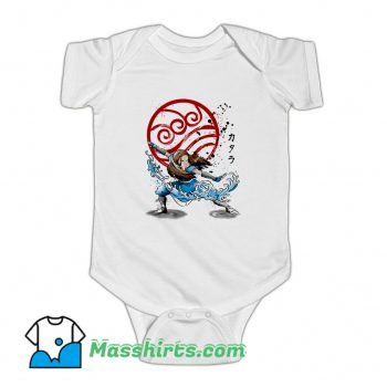 The Power Of The Water Tribe Baby Onesie