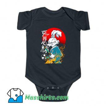 Usagi Yojimbo Japanese Baby Onesie
