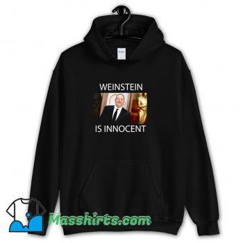 Vintage Photo Harvey Weinstein Is Innocent Hoodie Streetwear
