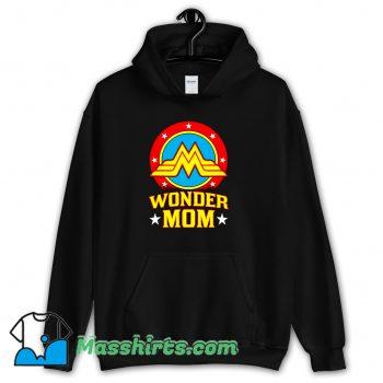Wonder Mom Happy Mother Day Hoodie Streetwear