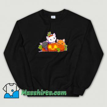 Aristocats Halloween Sweatshirt On Sale