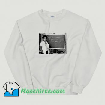 Audre Lorde Women Are Powerful And Dangerous Sweatshirt
