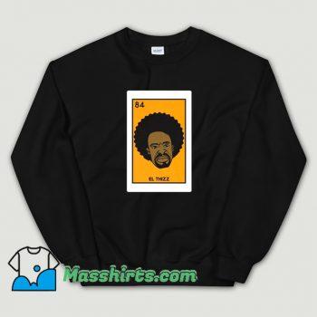 Awesome El Thizz Since 84 Sweatshirt