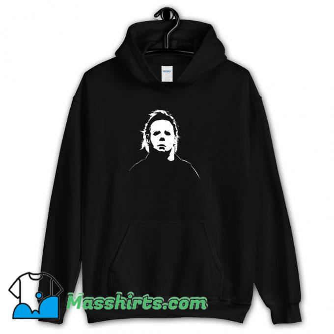 Awesome Michael Myers Mask Halloween Hoodie Streetwear