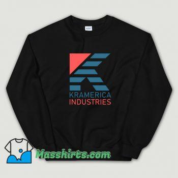 Awesome Seinfeld Kramerica Industries Sweatshirt